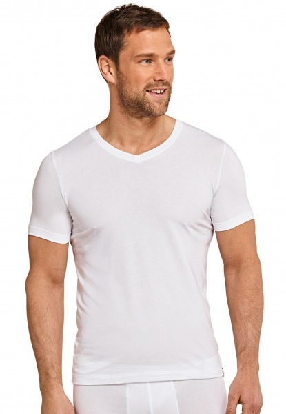 Schiesser Long Life Soft Herren Shirt 1/2
