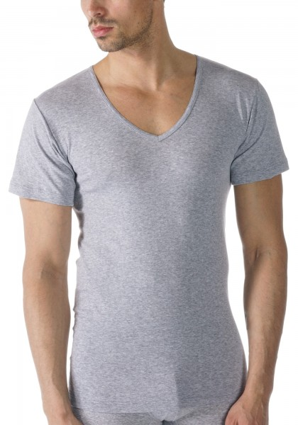 Mey Cassual Cotton Herren V-Neck